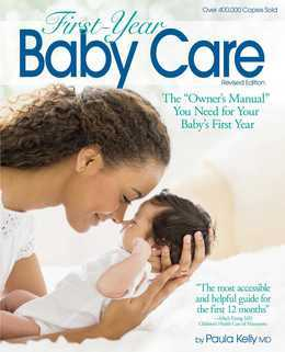First-Year Baby Care: An Illustrated Step-by-Step Guide