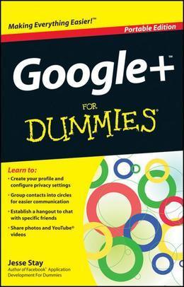 Google+ for Dummies