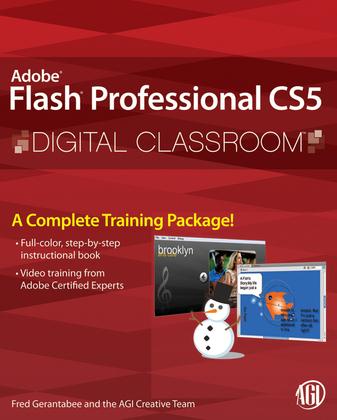 Flash Professional Cs5 Digital Classroom