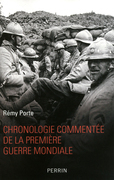 Chronologie commente de la Premire Guerre mondiale