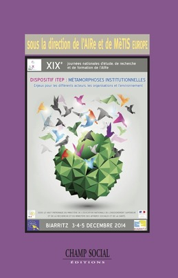 Dispositif ITEP : métamorphoses institutionnelles