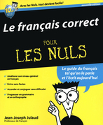Le Franais correct Pour les Nuls