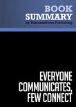 Summary: Everyone Communicates, Few Connect - John C. Maxwell