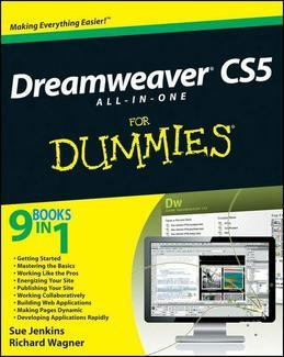 Dreamweaver Cs5 All-In-One for Dummies