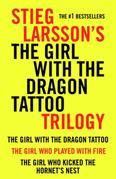 Girl with the Dragon Tattoo Trilogy Bundle: The Girl with the Dragon Tattoo, The Girl Who Played with Fire, The Girl Who Kicked the Hornet's Nest