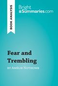 Fear and Trembling by Amélie Nothomb (Reading Guide)