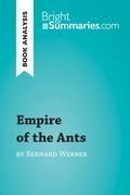 Empire of the Ants by Bernard Werber (Reading Guide)