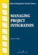 Managing Project Integration