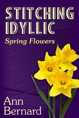 Stitching Idyllic: Spring Flowers