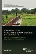 L'irrigation avec des eaux usées et la santé