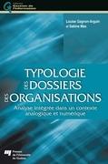 Typologie des dossiers des organisations