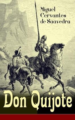 Don Quijote (Vollständige deutsche Ausgabe - Band 1&2)