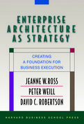 Enterprise Architecture As Strategy: Creating a Foundation for Business Execution