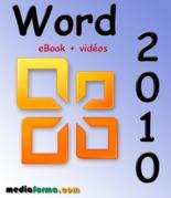 Word 2010 avec vidéos