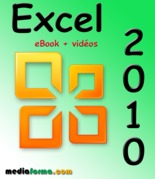 Excel 2010 avec vidos