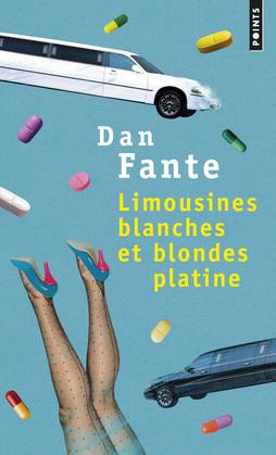 Limousines blanches et blondes platine
