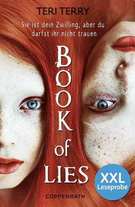 XXL-Leseprobe: Book of Lies