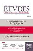 Revue Etudes Mars 2016