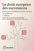 Le droit européen des successions