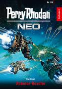 Perry Rhodan Neo 118: Roboter-Revolte