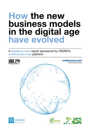 How the new business models in the digital age have evolved