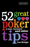 52 Great Poker Tips