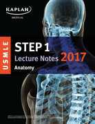 USMLE Step 1 Lecture Notes 2017: Anatomy