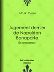 Jugement dernier de Napoléon Bonaparte
