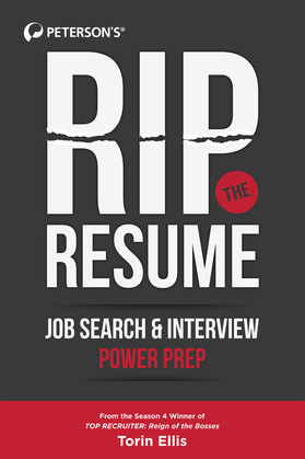 Rip the Resume: Job Search & Interview Power Prep