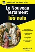 Le Nouveau testament Pour les Nuls