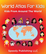 World Atlas For Kids - Kids From Around The World