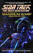 Maximum Warp Book One: Star Trek The Next Generation: Tng#62