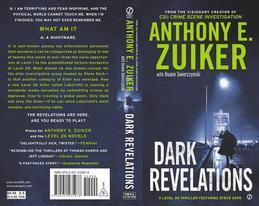 Dark Revelations: A Level 26 Thriller Featuring Steve Dark