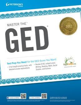 Master the GED: The Mathematics Test: Part VII of VII