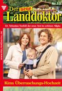 Der neue Landdoktor 13 - Arztroman