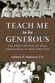 Teach Me to Be Generous