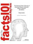 e-Study Guide for: The American Past: A Survey of American History, Enhanced Edition, Volume II by Joseph R. Conlin, ISBN 9780495566229