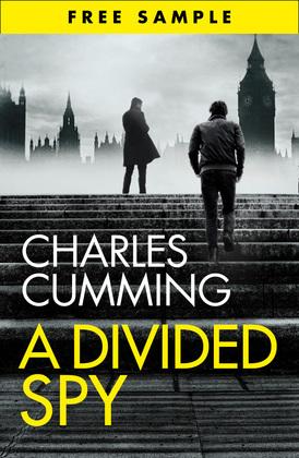 A Divided Spy (free sampler) (Thomas Kell Spy Thriller, Book 3)