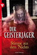 Der Geisterjäger 4 - Gruselroman