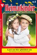 Heimatkinder 8 - Heimatroman