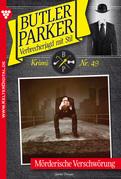 Butler Parker 49 - Kriminalroman