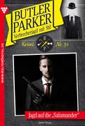 Butler Parker 51 - Kriminalroman