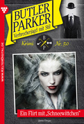 Butler Parker 50 - Kriminalroman