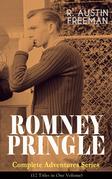 ROMNEY PRINGLE – Complete Adventures Series (12 Titles in One Volume)