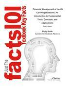 e-Study Guide for: Financial Management of Health Care Organizations: An Introduction to Fundamental Tools, Concepts, and Applications by Michael McCu