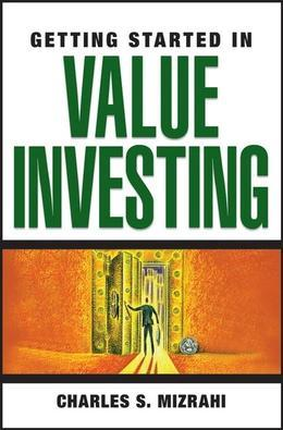 Getting Started in Value Investing