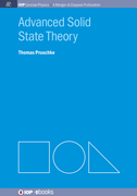 Advances in Solid State Theory