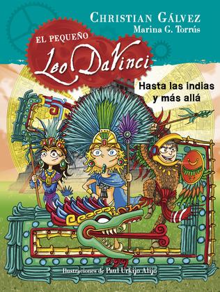 Hasta las Indias y más allá
