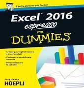 Excel 2016 espresso For Dummies