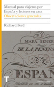 Manual para viajeros por España y lectores en casa I